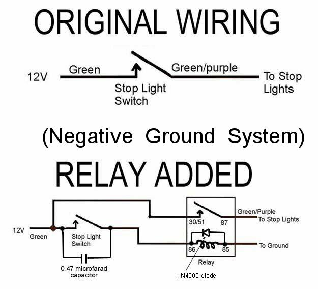 brake light relay wiring diagram 2003 chevy silverado brake light switch wiring diagram #5